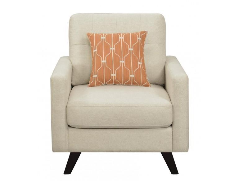 Wondrous Scott Living Montana Midcentury Espresso Linen Polyester Pdpeps Interior Chair Design Pdpepsorg